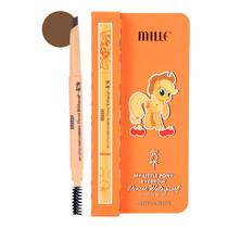 Mille My Little Pony Eyebrow Pencil Waterproof #03 Mocha Brown