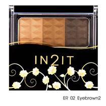 IN2IT Waterproof Eyebrow Color 3.5 ก.#ER02 Eyebrown 2
