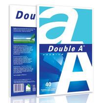 Double A กระดาษถ่ายเอกสาร 80 แกรม 40 แผ่น/แพ็ค (บรรจุ 6 แพ็ค)