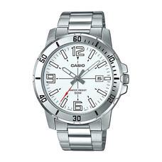 Casio นาฬิกาข้อมือ รุ่น MTP-VD01D-7BVUDF Silver