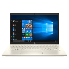 HP Notebook 14-ce2009TX Pale Gold