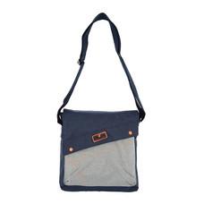 Pierre cardin กระเป๋าสะพายสีกรมท่า รุ่น PS4-SIM2047 BL