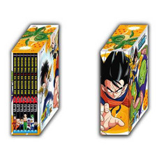Box set DVD DRAGON BALL Z KAI ภาค1 VOL.1-7 (ชุดที่1)