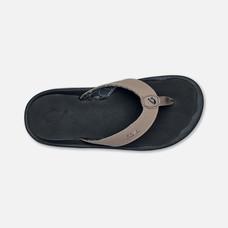 Olukai รองเท้าผู้ชาย 10110-1040 M-OHANACLAY/BLACK 12 US