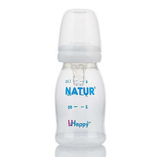 NATUR ขวดนม UHappy 4 ออนซ์