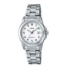 Casio นาฬิกาข้อมือ รุ่น LTP-1215A-7B3DF Silver