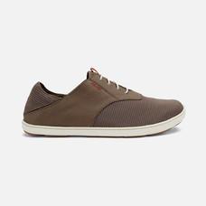 Olukai รองเท้าผู้ชาย 10283-RK13 M-NOHEA MOKU ROCK/MUSTANG 9 US