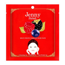 JENNY SWEET MULTI FRUITS COMPLEX MASK แพ็ก 10