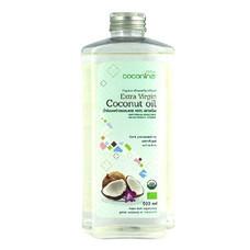 โคโคไนน์ น้ำมันมะพร้าวธรรมชาติ 100% (สกัดเย็น) 500 มล.