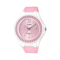 Casio นาฬิกาข้อมือ รุ่น LX-500H-4E5VDF Pink