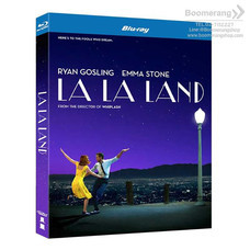 Blu-ray La La Land/นครดารา