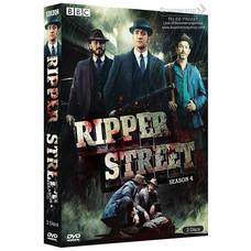 DVD Boxset Ripper Street: Season Four (3 ดิสก์)