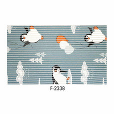 WSP พรมลูกฟูก Super Carpet (40 x 65 ซม.) BM-23/F2338