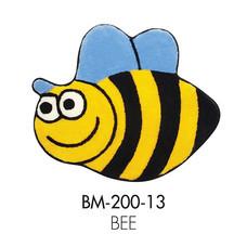 WSP พรมอะครีลิก Funny Mat (55 x 55 ซม.) BM-200-13/Bee