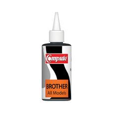 Compute หมึกเติม รุ่น Brother 120CC Black