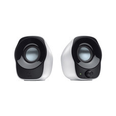 Logitech Stereo Speakers Z120 Black & White