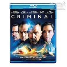 Blu ray Criminal คนสมองเดือด