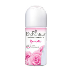 Enchanteur Perfumed Deo Roll On Romantic 50 มล.