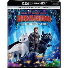 Blu-ray (4K) อภินิหารไวกิ้งพิชิตมังกร 3 [4K Ultra HD+Blu-ray]