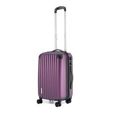 POLO TRAVEL CLUB กระเป๋าเดินทาง HKEXD 8009 ไซส์ 20 สีม่วง