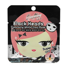 Cathy Doll Blackhead Cleansing White Clay Mask 25 ก.