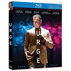 Blu-ray URGE,THE ปาร์ตี้คลั่งหลุดโลก
