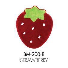 WSP พรมอะครีลิก Funny Mat (55 x 55 ซม.) BM-200-8/Strawberry