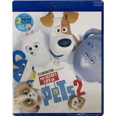 Blu-ray The Secret Life Of Pets 2 เรื่องลับแก๊งขนฟู 2
