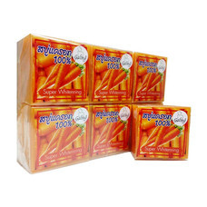 Galong Carrot Soap (Pack 12)