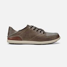 Olukai รองเท้าผู้ชาย 10378-6Z21 M-NALUKAI HUSK/SILT 7 US