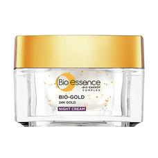 Bio essence Bio Gold Night Cream 40 ก.