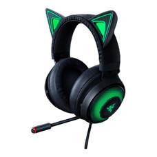 Razer หูฟังเกม Kraken Kitty Black