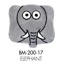 WSP พรมอะครีลิก Funny Mat (55 x 55 ซม.) BM-200-17/Elephant