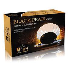 Bright Star Black Pearl Soap 100 g
