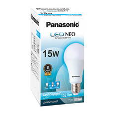 Panasonic หลอด LED NEO 8000 hr DL E27 PAN 12 W