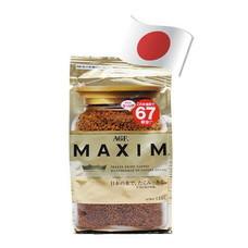 MAXIM กาแฝผง Gold Blen ฉลากทอง 180ก.