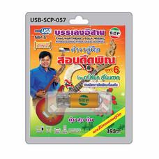 USB MP3 ตำราคู่มือ สอนดีดพิณ ชุดที่ 6