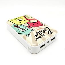 Yoobao Gift Set Micro USB M25S1 Three Bear
