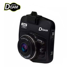 Dcam Car Camera Pro1 Black
