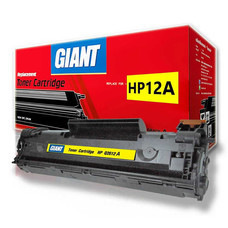 Giant ตลับหมึกเลเซอร์ For HP Q2612A (Toner Cartridge)