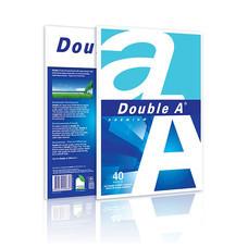 Double A กระดาษถ่ายเอกสาร 80 แกรม (แพ็ค 40 แผ่น)