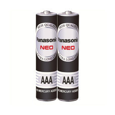 Panasonic NEO ถ่านไฟฉาย R03NT/2SL AAA ( 2 ก้อน)