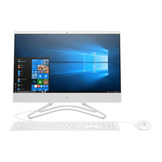 HP All In One Computer AIO 22-c0041d (Non Touch) White