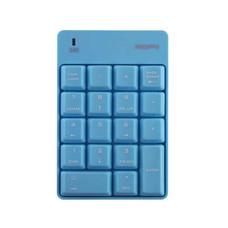 Mofii แป้นพิมพ์ตัวเลขไร้สาย 2.4 GHz รุ่น CRACKER Blue