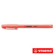 STABILO Boss Flash ปากกาเน้นข้อความ Red