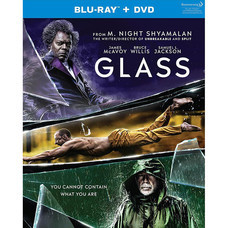 Blu-ray + DVD คนเหนือมนุษย์ Glass