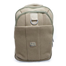 Dolphin bag กระเป๋าเป้ A3011 สีตาล