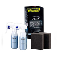 ชุดเคลือบแก้ว TRIZ GLASS COATING TECHNOLOGY X2