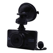 Dcam Car Camera Pro2 Dual Full HD 1080P