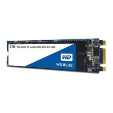 WD SSD Blue M.2 2280 SATA 3(6GB/S) 2 TB (WDS200T2B0B)